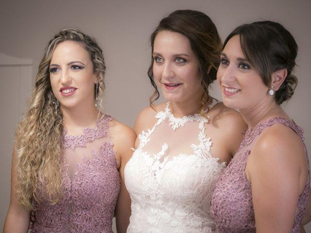 La boda de Enrique  y Laura  en Sant Vicent Del Raspeig/san Vicente Del, Alicante 1
