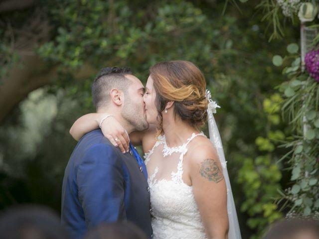La boda de Enrique  y Laura  en Sant Vicent Del Raspeig/san Vicente Del, Alicante 2