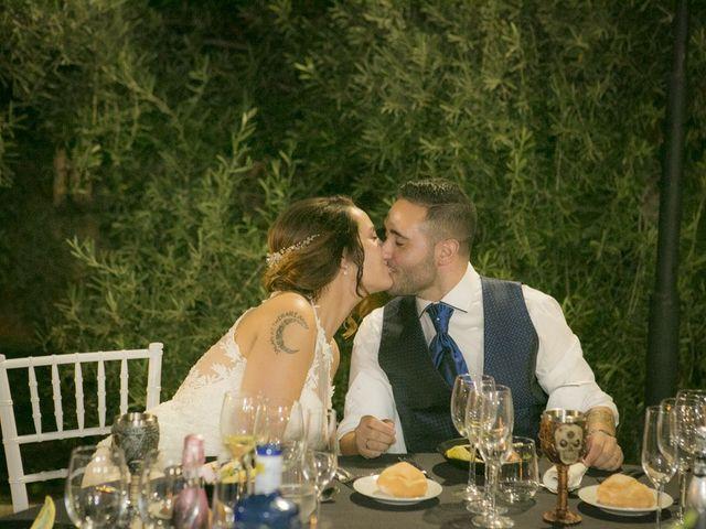 La boda de Enrique  y Laura  en Sant Vicent Del Raspeig/san Vicente Del, Alicante 6