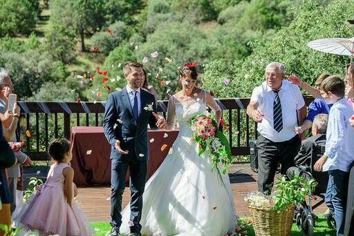 La boda de Tibi y Nuria en San Agustin De Guadalix, Madrid 3