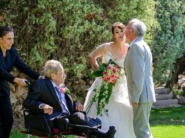 La boda de Tibi y Nuria en San Agustin De Guadalix, Madrid 4