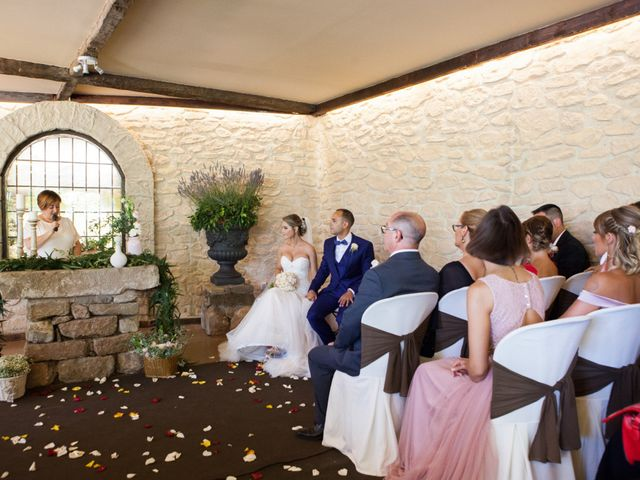 La boda de José M. y Jessica en Sentmenat, Barcelona 32