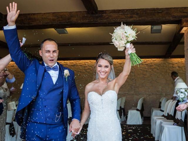 La boda de José M. y Jessica en Sentmenat, Barcelona 44