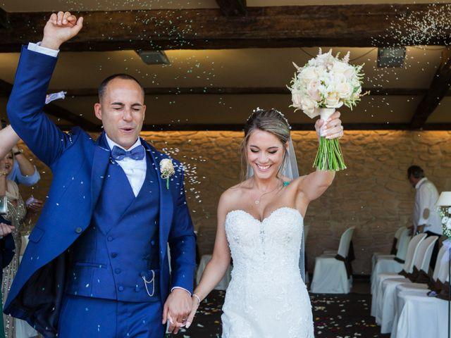 La boda de José M. y Jessica en Sentmenat, Barcelona 45