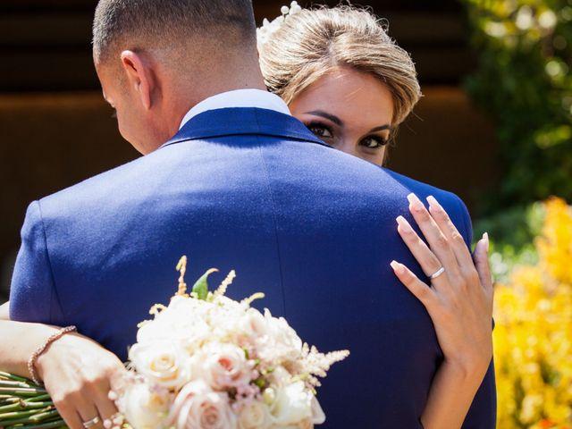 La boda de José M. y Jessica en Sentmenat, Barcelona 1