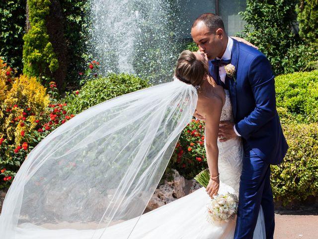 La boda de José M. y Jessica en Sentmenat, Barcelona 2