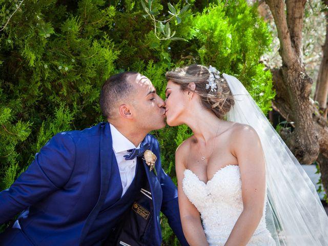 La boda de José M. y Jessica en Sentmenat, Barcelona 71