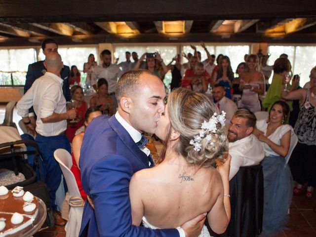 La boda de José M. y Jessica en Sentmenat, Barcelona 80