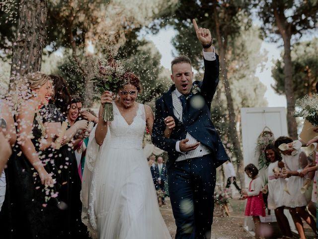 La boda de Manuel y Mirian en San Clemente, Cuenca 7