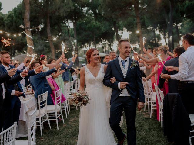 La boda de Mirian y Manuel
