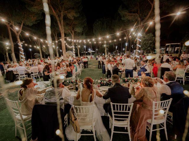 La boda de Manuel y Mirian en San Clemente, Cuenca 11