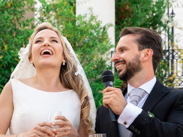 La boda de Carlo Calo y Jesly Silva en La Campaneta, Alicante 3