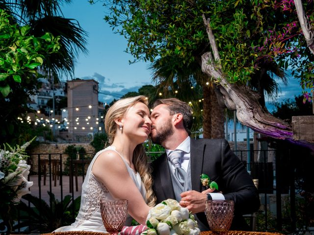 La boda de Carlo Calo y Jesly Silva en La Campaneta, Alicante 4