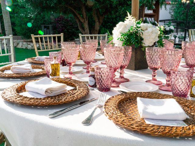 La boda de Carlo Calo y Jesly Silva en La Campaneta, Alicante 2