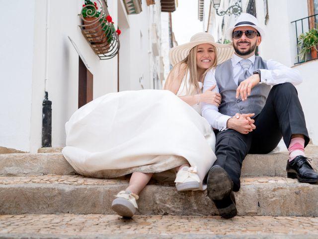 La boda de Carlo Calo y Jesly Silva en La Campaneta, Alicante 6