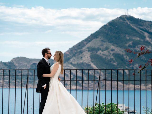 La boda de Carlo Calo y Jesly Silva en La Campaneta, Alicante 7