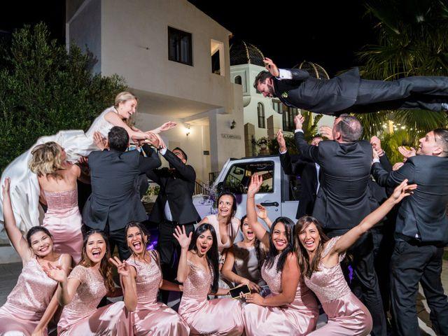 La boda de Carlo Calo y Jesly Silva en La Campaneta, Alicante 13