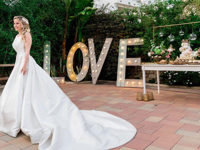 La boda de Carlo Calo y Jesly Silva en La Campaneta, Alicante 15