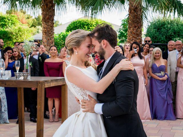 La boda de Carlo Calo y Jesly Silva en La Campaneta, Alicante 16