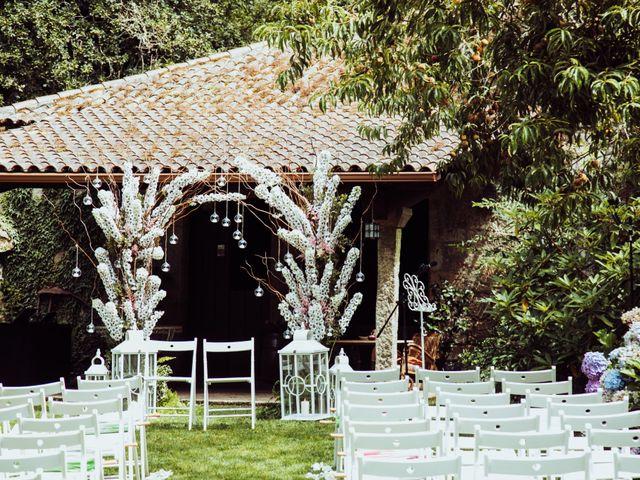 La boda de Diego y Sara en Santiago De Compostela, A Coruña 17