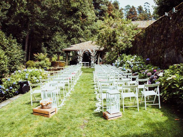 La boda de Diego y Sara en Santiago De Compostela, A Coruña 18