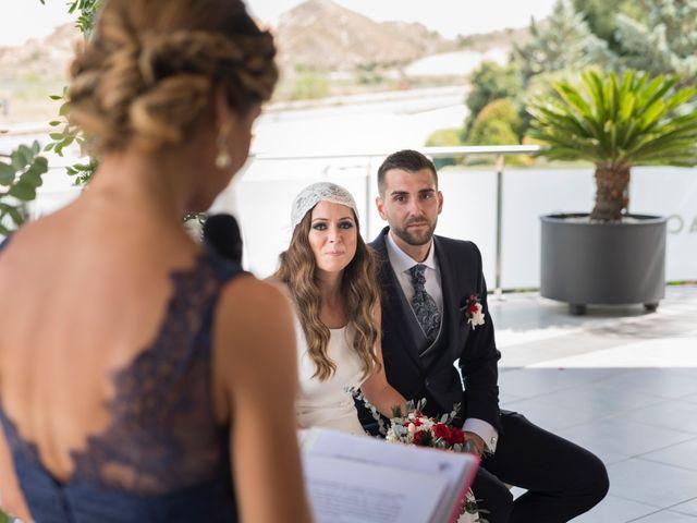 La boda de Ruben y Cristina en Los Ramos, Murcia 24