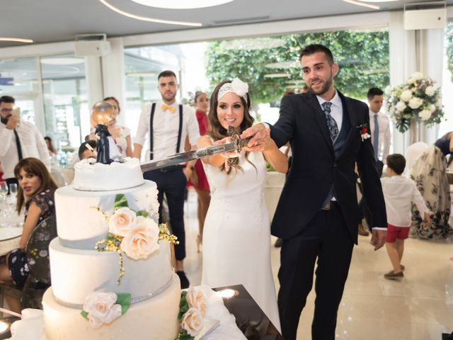 La boda de Ruben y Cristina en Los Ramos, Murcia 33