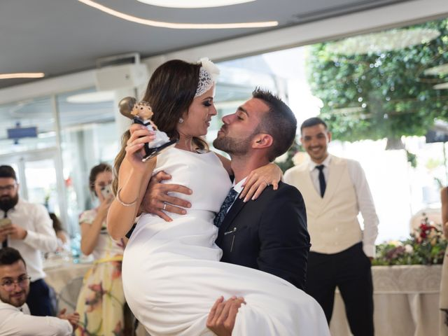 La boda de Ruben y Cristina en Los Ramos, Murcia 35