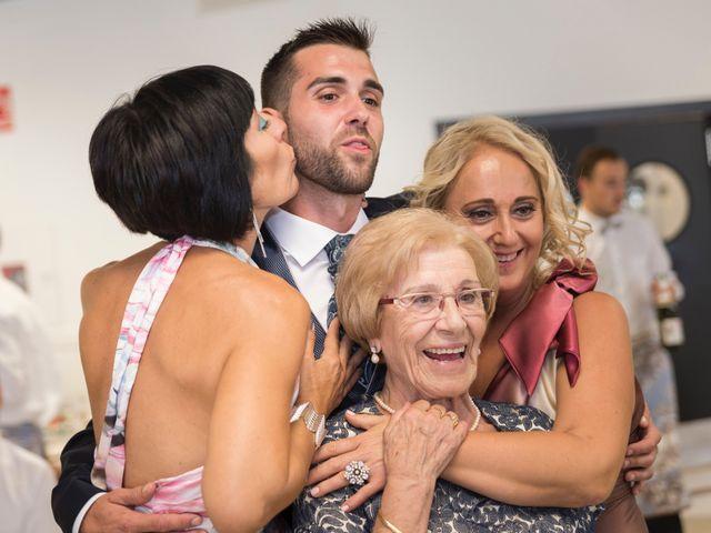 La boda de Ruben y Cristina en Los Ramos, Murcia 37