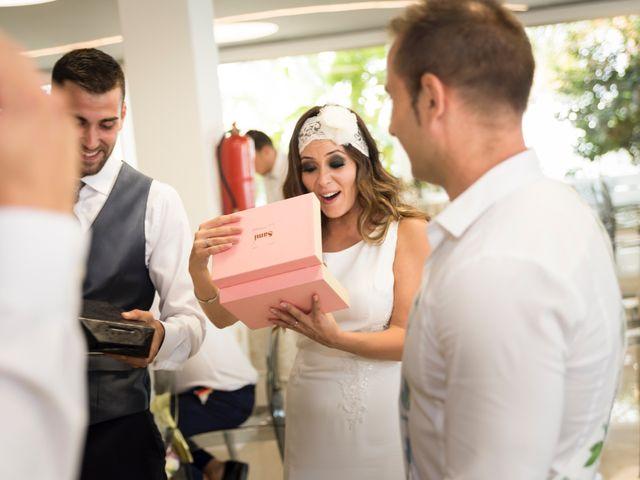 La boda de Ruben y Cristina en Los Ramos, Murcia 41
