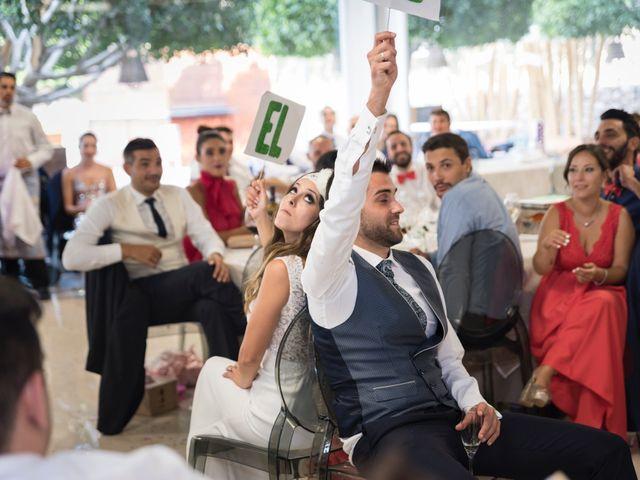 La boda de Ruben y Cristina en Los Ramos, Murcia 42