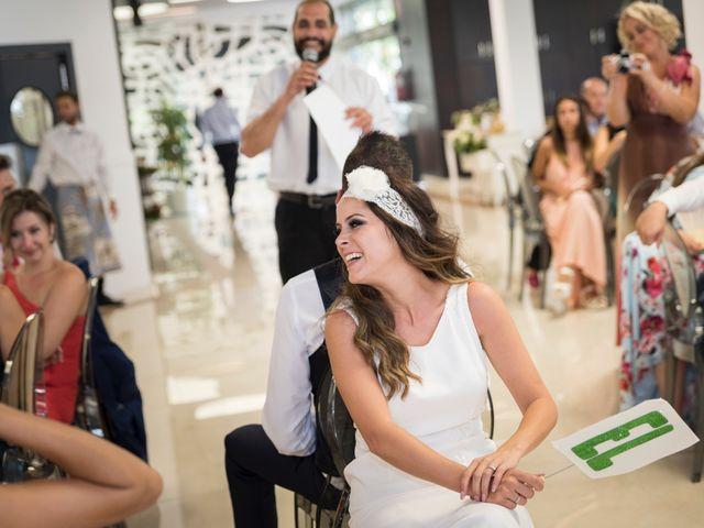 La boda de Ruben y Cristina en Los Ramos, Murcia 43