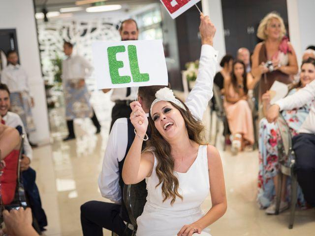 La boda de Ruben y Cristina en Los Ramos, Murcia 44