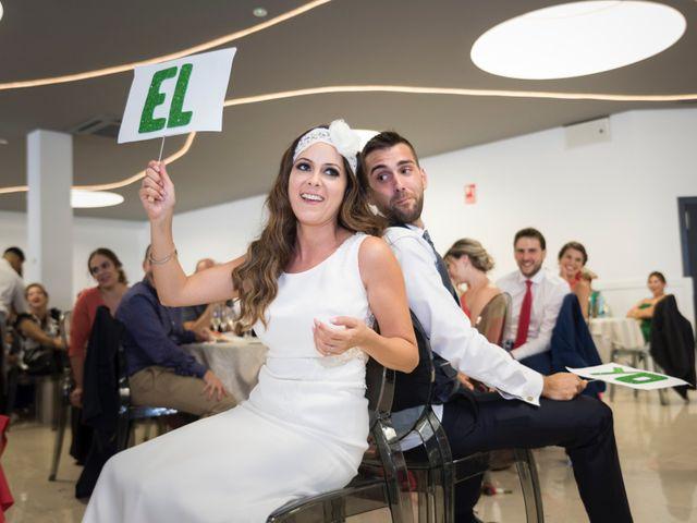 La boda de Ruben y Cristina en Los Ramos, Murcia 45
