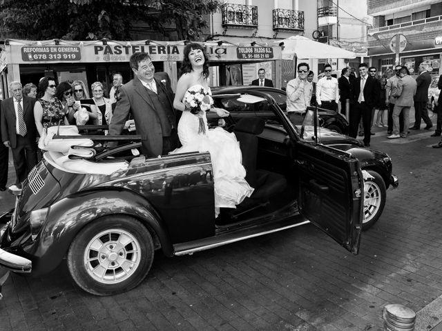 La boda de Jesús y Estrella en Cubas De La Sagra, Madrid 17