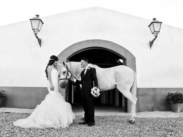 La boda de Jesús y Estrella en Cubas De La Sagra, Madrid 28