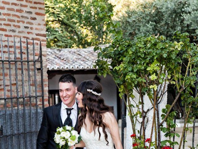 La boda de Jesús y Estrella en Cubas De La Sagra, Madrid 33
