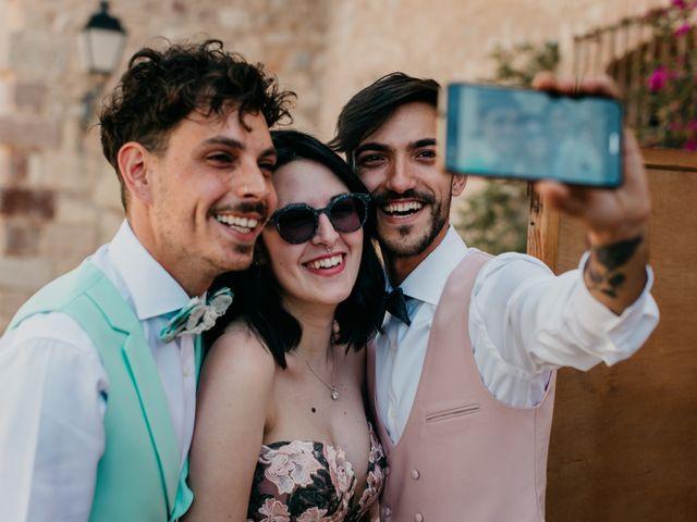 La boda de Albert y Fran en El Catllar, Tarragona 5