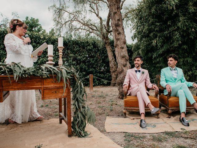 La boda de Albert y Fran en El Catllar, Tarragona 10