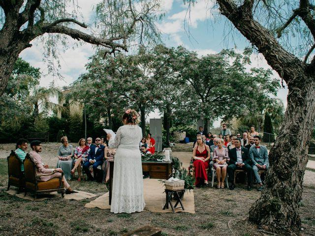 La boda de Albert y Fran en El Catllar, Tarragona 11
