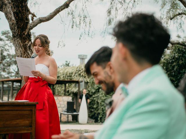 La boda de Albert y Fran en El Catllar, Tarragona 13