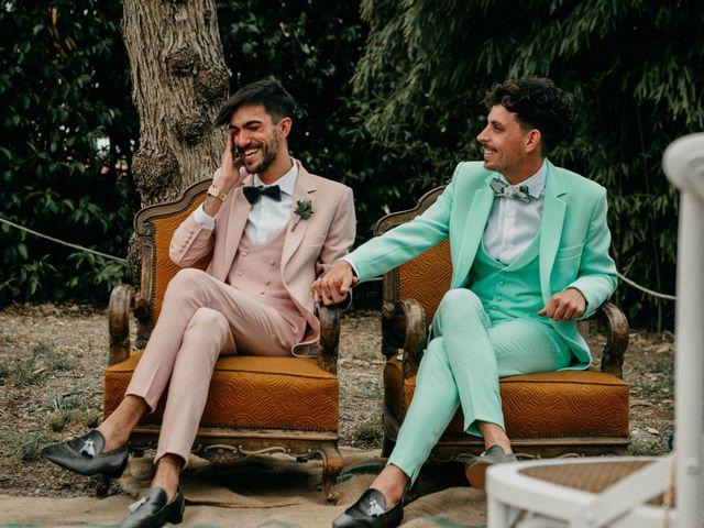 La boda de Albert y Fran en El Catllar, Tarragona 16