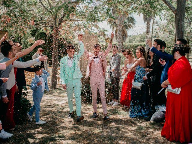 La boda de Albert y Fran en El Catllar, Tarragona 18