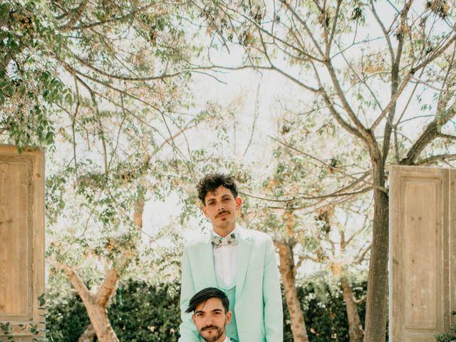 La boda de Albert y Fran en El Catllar, Tarragona 21
