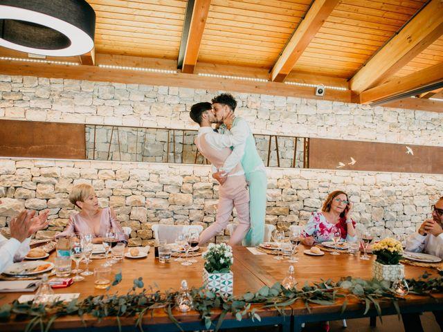 La boda de Albert y Fran en El Catllar, Tarragona 25