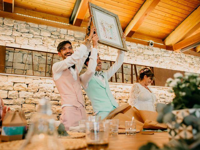 La boda de Albert y Fran en El Catllar, Tarragona 27