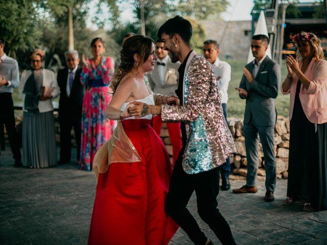 La boda de Albert y Fran en El Catllar, Tarragona 32