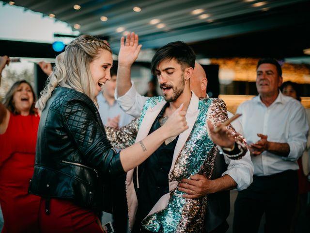 La boda de Albert y Fran en El Catllar, Tarragona 34