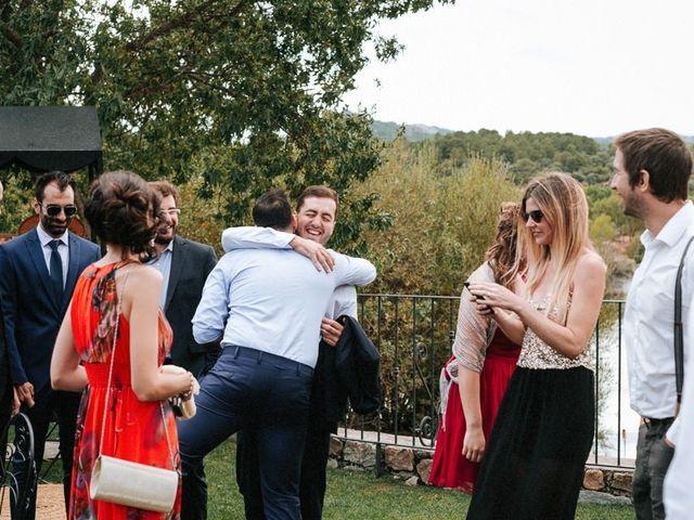 La boda de Raquel y Isra en Guadarrama, Madrid 61