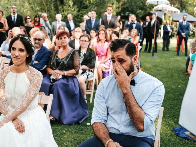 La boda de Raquel y Isra en Guadarrama, Madrid 73